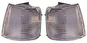 88-94 VW Passat B3 Turn Lights Corner Signals New CLEAR