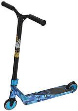 TEAM DOGZ PRO X ULTIMATE 2020 BLUE GALAXY STUNT PRO KICK SKATE SCOOTER CUSTOM