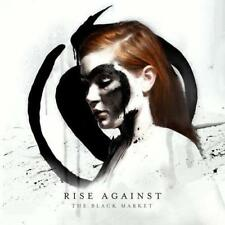 The Black Market (Jewel Case) von Rise Against (2014)