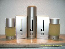 DUNHILL d Set Homme After Shave 100 ml EdT 50 ml Spray Deo Spray 150 ml neu