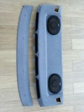 BMW E30 M3 PARCEL SHELF WITH EXTENSION