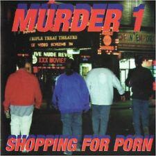 MURDER 1 - Shopping For Porn CD