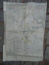CARTE GUERRE INDOCHINE TONKIN 1/25.000 HO-VIN-TUONG INDOCHINA WAR MAP