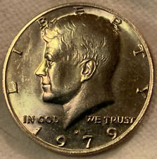 1979 D Kenedy Half Dollar