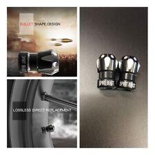 T6063 aluminum alloy motocross motorcycle Tire gas cap Dust Cap UNiversal Black
