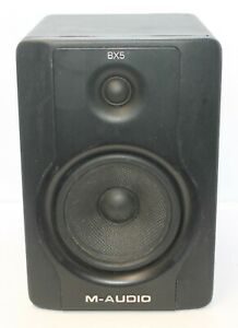 "M-Audio BX5 D2 5"" Active Powered Studio Monitor"