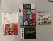 Shining Soul II 2 (Game Boy Advance, GBA) Complete - Authentic - Tested
