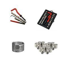 15 Piece Thread Repair Tool Set M14  X 1.25 X 12.4 mm  - Helicoil Coils