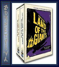 THE LAND OF THE GIANTS - COMPLETE SERIES 1 & 2 ** BRAND NEW  DVD BOXSET***