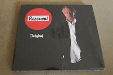 Rezerwat - Dotykaj CD  New Sealed POLISH RELEASE