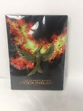 NEW The Hunger Games MockingJay Part 2 lapel Pin prop LootCrate katniss everdeen