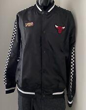 Mitchell & Ness finales de la NBA 1996 chaqueta de raso Talla S