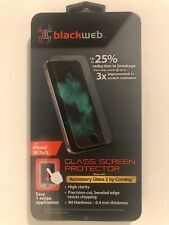 Blackweb Glass Screen Protector For iphone SE/5S/5