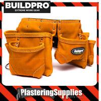 BuildPro Tool Belt Apron 11 Pocket SUEDE LEATHER LWTASU11