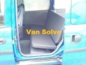 Vauxhall Combo seat conversion 2001 > 2012