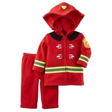Carter's Infant Toddler Baby Halloween Costume Fire Fighter Fireman 3-6 months