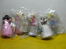5- MCDONALD'S 1990 BARBIE HAPPY MEAL TOYS