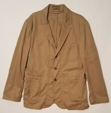Ralph Lauren Rugby Chino Jacket Blazer Men's Size XL