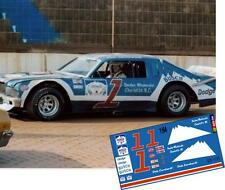 CD_1175 #1 Dale Earnhardt Sr.   Busch 1977 Dodge Aspen  1:24 scale decals