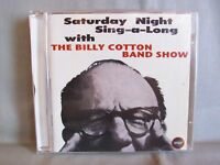 The Billy Cotton Band Show- Saturday Night Sing-A-Long with- 2 CDs WIE NEU