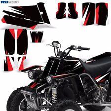 Decal Graphic Kit Yamaha Banshee 350 ATV Quad Decal Wrap Parts Deco 1987-2005 MO