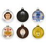 Official Star Wars A New Hope Baubles / Christmas Tree Decorations - Shop Soiled