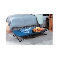 Portable Toddler Bed Kids Cot Camping Travel Folding Sleeping Bag Mattress Tent