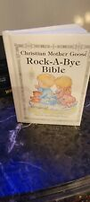 Christian Mother Goose Board Bks.: Rock-a-Bye-Bible (1987, Hardcover)