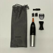 Philips Norelco Nose Hair Trimmer 5100 NT5175/42 Washable Mens Precision Groomer