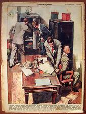 62) 1960 RAPINA AL CASINO' DI CAMPIONE D'ITALIA (COMO). DOMENICA DEL CORRIERE