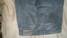 Mens Diesel Tepphar Grey  Jeans Size W35 L34