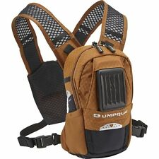 NEW UMPQUA ROCK CREEK ZERO SWEEP FLY FISHING CHEST PACK IN COPPER
