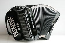 Weltmeister Club 332, C-F Harmonika, Akkordeon
