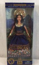 Peruvian Inca, PRINCESS OF THE INCAS  Dolls of the World Culture Barbie Doll