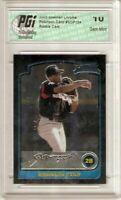 Robinson Cano 2003 Bowman Chrome Yankees Rookie Card PGI 10