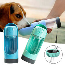Portable Pet Dog Water Bottle for Small  Dog Pet Supplies Travel Drinking Bowl