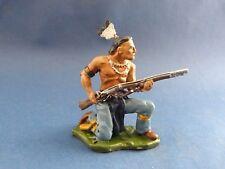 Indien Hobby & Work  - American indians Pontiac -  Lead soldier - Neuf