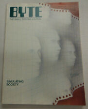 Byte Magazine Simulating Society October 1985 111214R1