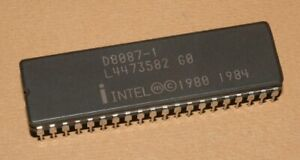 8087 Co-processor (up to 10MHz)