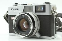 【NEAR MINT+ Meter Work】 Canon Canonet QL17 GIII 40mm f/1.7 Rangefinder Japan 269