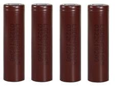 4x LG INR-18650 HG2 3000mAh 20A Akku Lithium Ionen Batterie für z.B. e-Zigarette