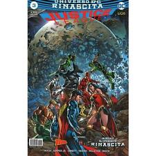 JUSTICE LEAGUE RINASCITA 3 - 61 - DC COMICS - RW LION ITALIANO - NUOVO
