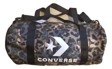 Converse Sports Camo Large Duffel Bag