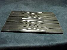 "Aurora Model Motoring (2)- 9"" Radius & (2)- 9"" Straight Crisscross Track"