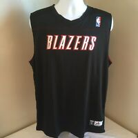 Alleson Team NBA Portland Trailblazer Practice Jersey Large Reversible Free Ship