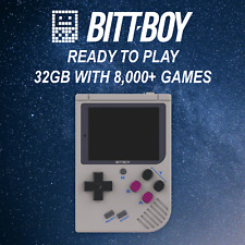 BittBoy V3.5 Handheld with 32Gb Fully Loaded Ready to Play
