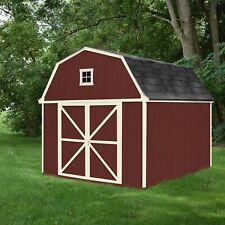 Handy Home Products Westbury 10' x 14' Wood Storage Shed