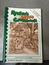 Roger's Lite Cajun Cookbook by Vernon Roger illustrated by Floyd Sonnier 1990