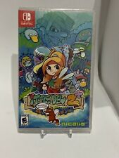 Ittle Dew 2 Launch Edition (Nintendo Switch, 2017) Brand New Fast Shipping