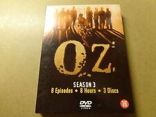 3-DISC DVD BOX / OZ: SEASON 3